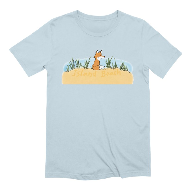 Zero Fox Given Men's Extra Soft T-Shirt by John Poveromo's Artist Shop