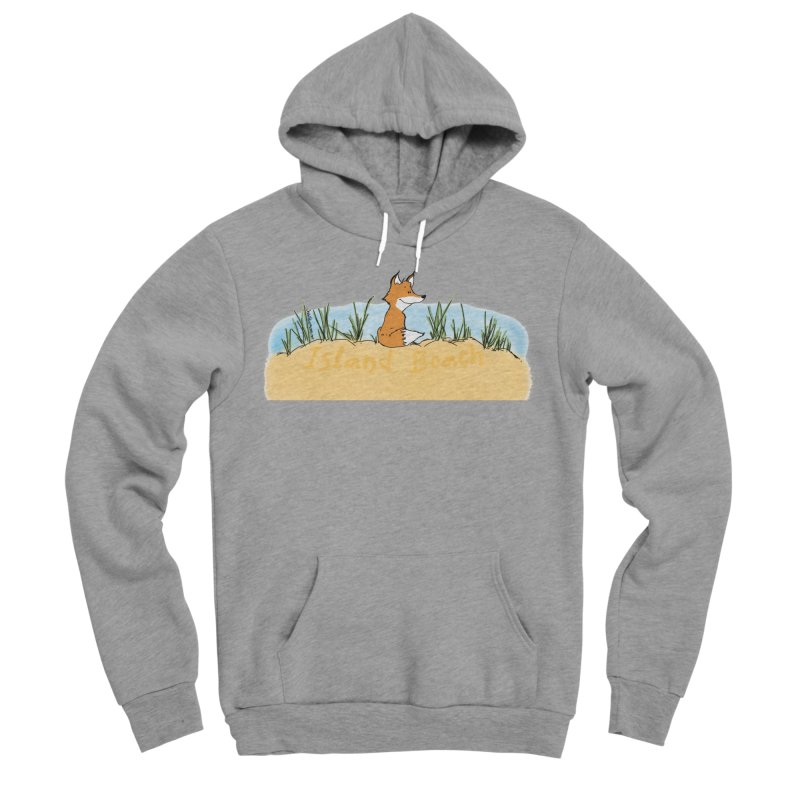 Zero Fox Given Men's Sponge Fleece Pullover Hoody by John Poveromo's Artist Shop