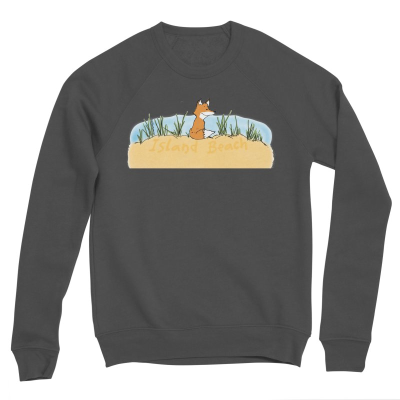 Zero Fox Given Women's Sponge Fleece Sweatshirt by John Poveromo's Artist Shop