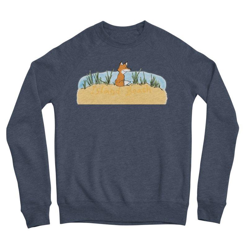 Zero Fox Given Men's Sponge Fleece Sweatshirt by John Poveromo's Artist Shop