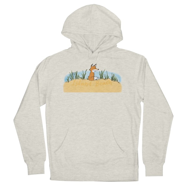 Zero Fox Given Women's French Terry Pullover Hoody by John Poveromo's Artist Shop