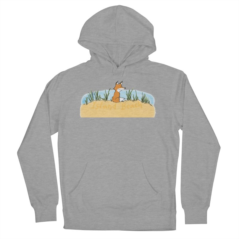 Zero Fox Given Men's French Terry Pullover Hoody by John Poveromo's Artist Shop