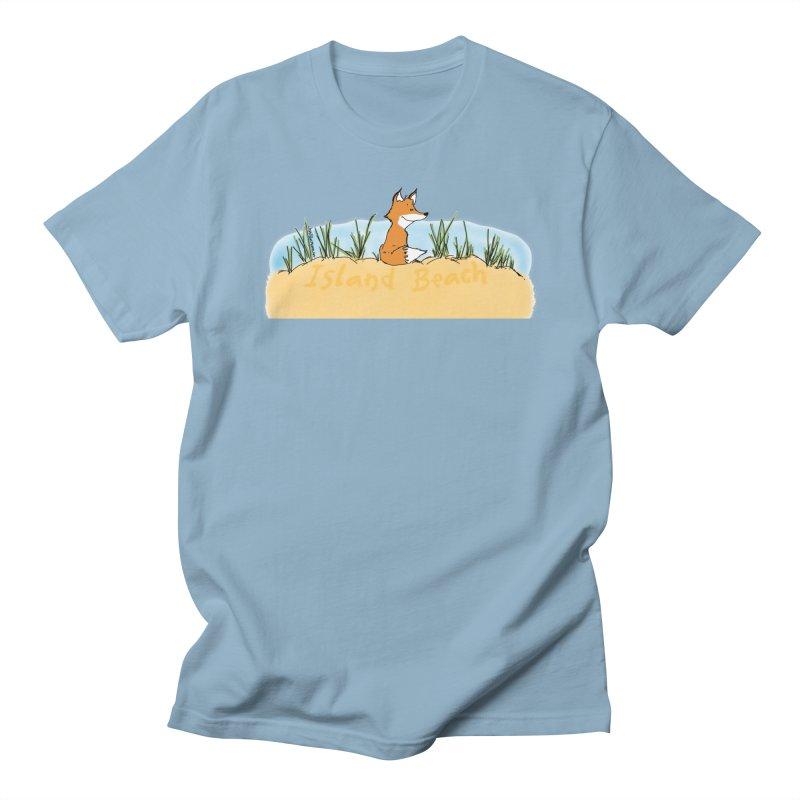 Zero Fox Given Men's Regular T-Shirt by John Poveromo's Artist Shop