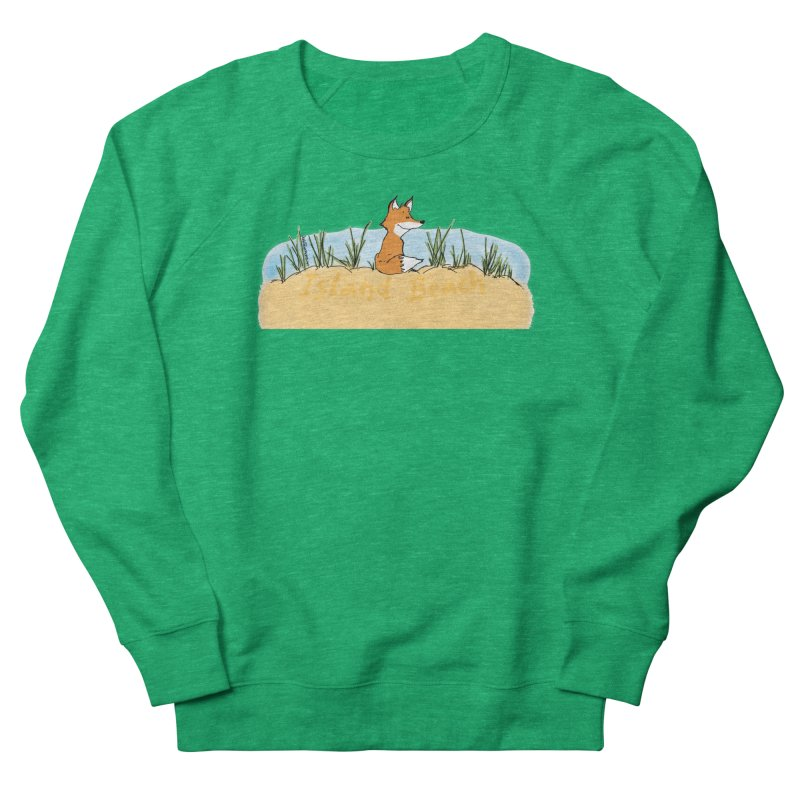 Zero Fox Given Men's French Terry Sweatshirt by John Poveromo's Artist Shop