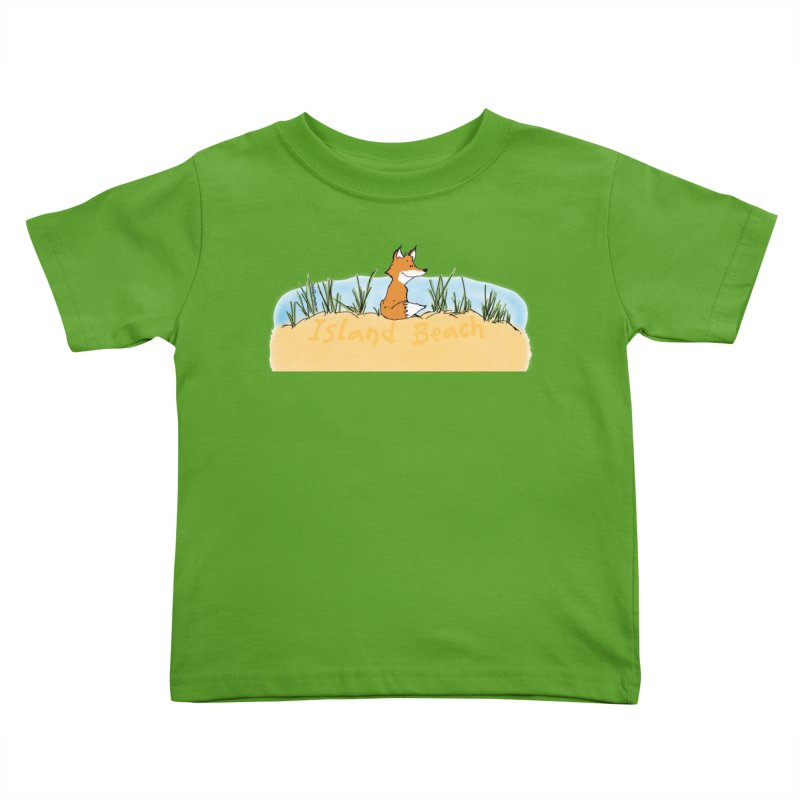 Zero Fox Given Kids Toddler T-Shirt by John Poveromo's Artist Shop