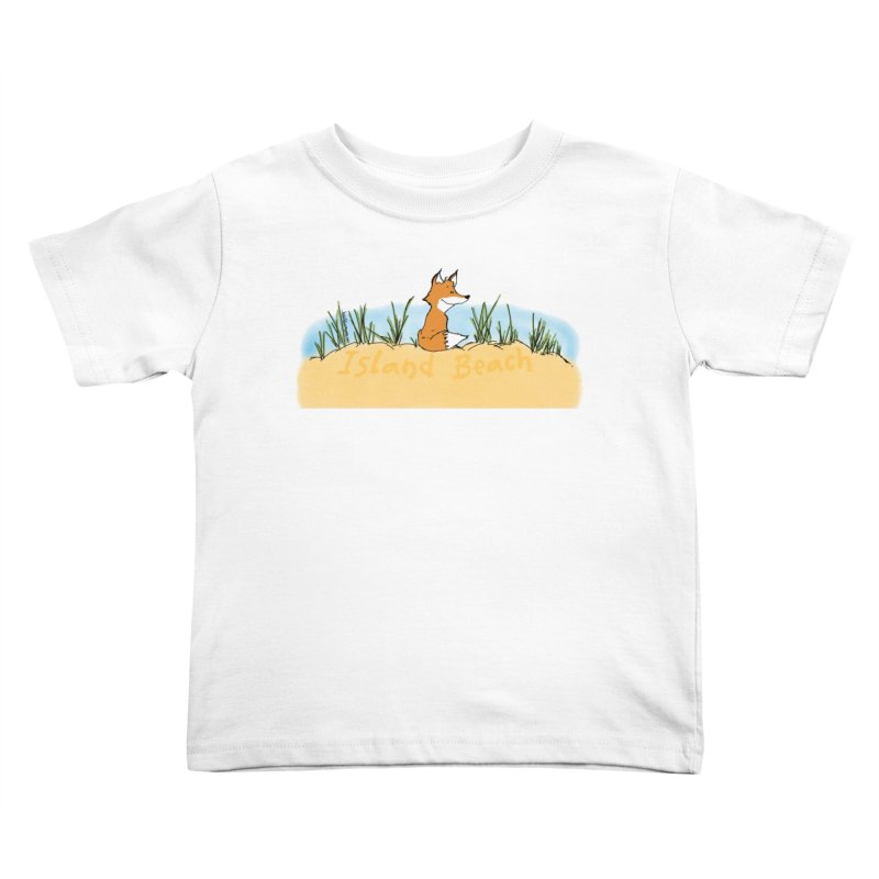 Zero Fox Given Kids Toddler T-Shirt by John Poveromo's Artist Shop