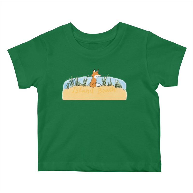 Zero Fox Given Kids Baby T-Shirt by John Poveromo's Artist Shop