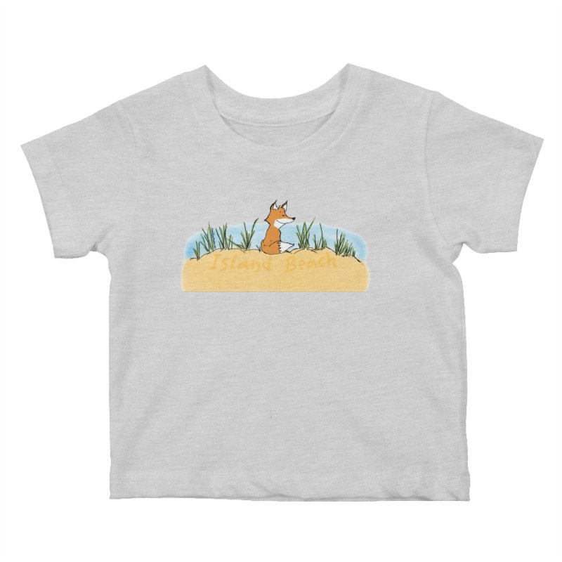 Zero Fox Given Kids Baby T-Shirt by John Poveromo's Artist Shop