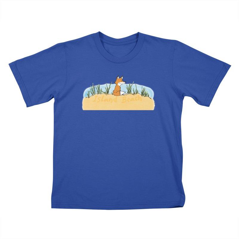 Zero Fox Given Kids T-Shirt by John Poveromo's Artist Shop