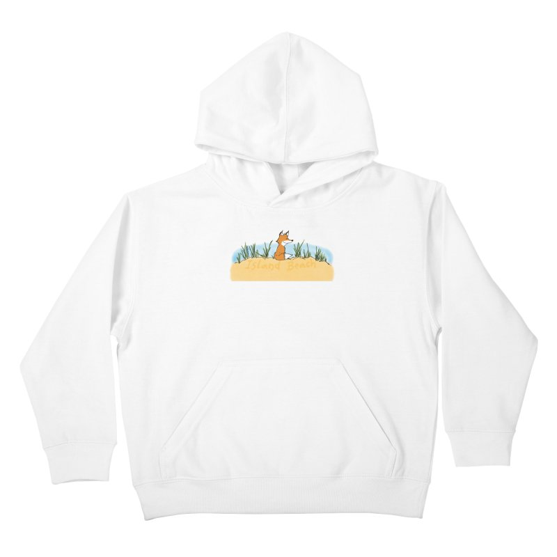 Zero Fox Given Kids Pullover Hoody by John Poveromo's Artist Shop