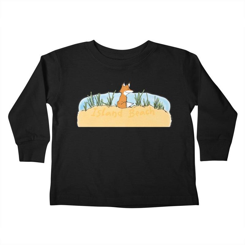 Zero Fox Given Kids Toddler Longsleeve T-Shirt by John Poveromo's Artist Shop