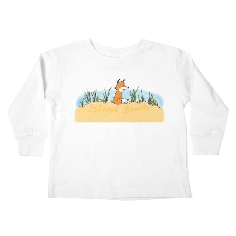 Zero Fox Given Kids Toddler Longsleeve T-Shirt by John Poveromo's Artist Shop