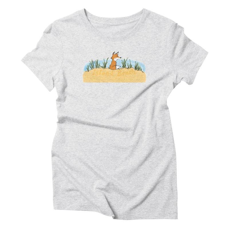 Zero Fox Given Women's T-Shirt by John Poveromo's Artist Shop