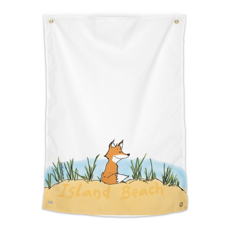 Zero Fox Given Home Tapestry by John Poveromo's Artist Shop