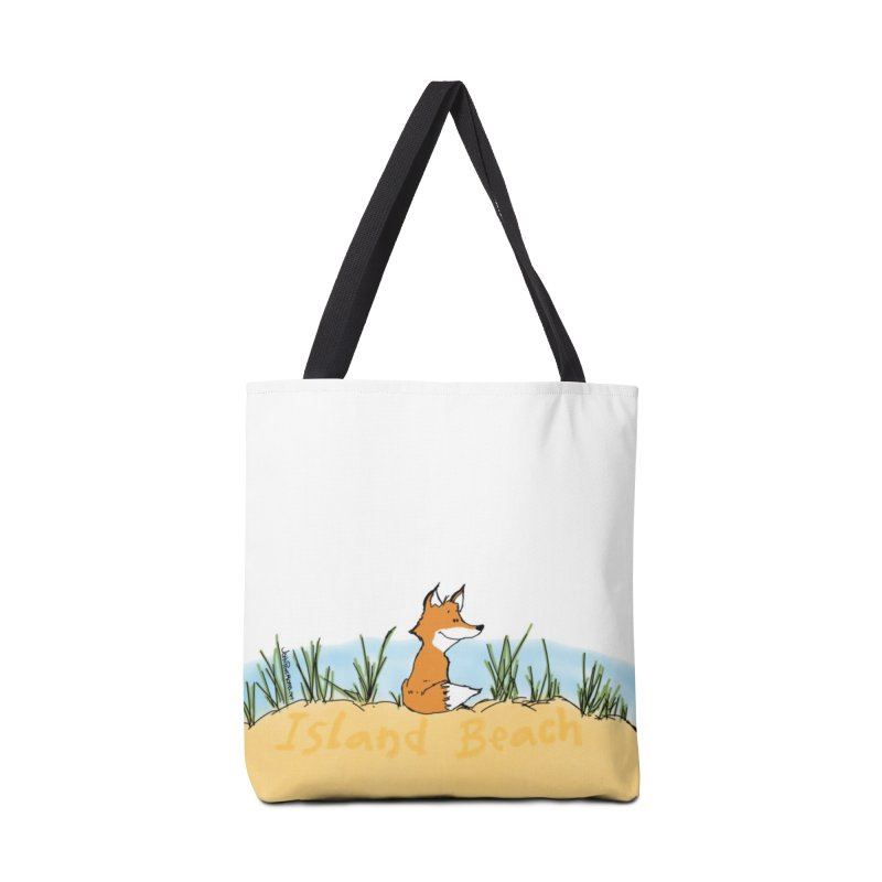 Zero Fox Given Accessories Tote Bag Bag by John Poveromo's Artist Shop