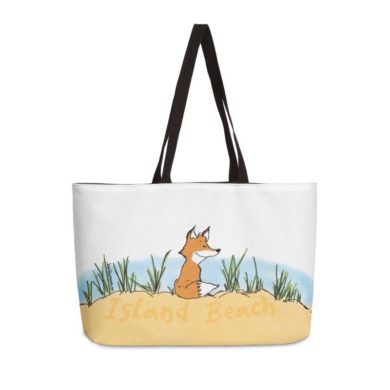 Zero Fox Given Accessories Weekender Bag Bag by John Poveromo's Artist Shop