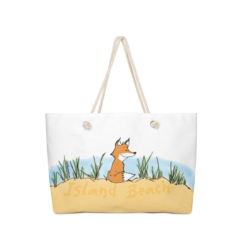 Zero Fox Given Accessories Bag by John Poveromo's Artist Shop