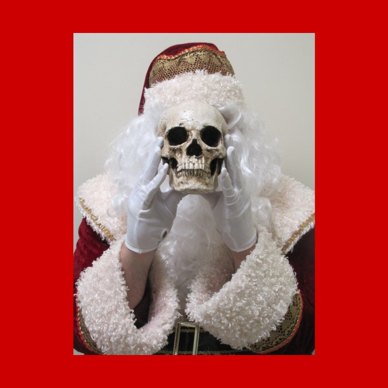 Skull Santa by MY CHRISTMAS SHOP JONATHAN BROOKS