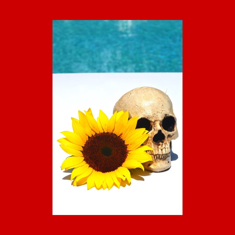 Sunflower, Skull, & Pool by MY CHRISTMAS SHOP JONATHAN BROOKS