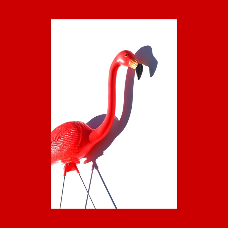 The Sneaky Flamingo by MY CHRISTMAS SHOP JONATHAN BROOKS