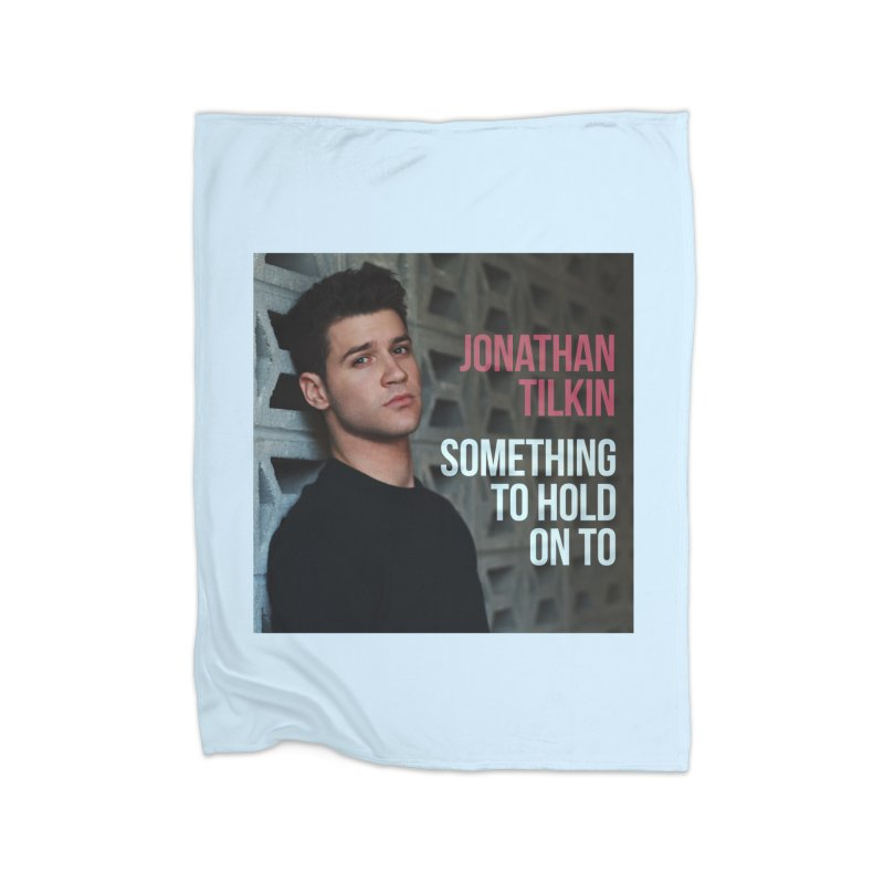 Something To Hold On To Home Fleece Blanket Blanket by Jonathan TIlkin's Shop