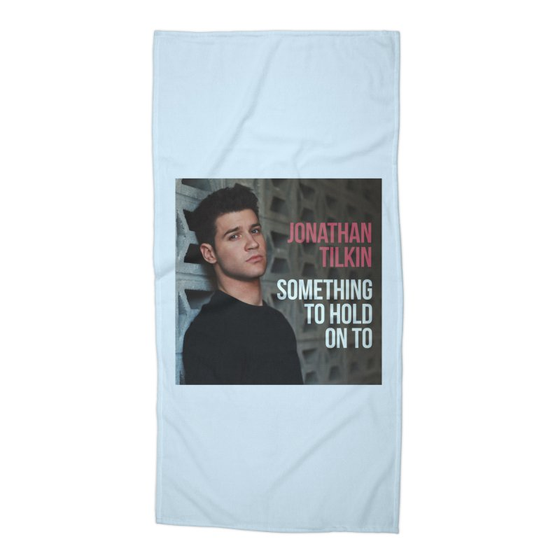 Something To Hold On To Accessories Beach Towel by Jonathan TIlkin's Shop