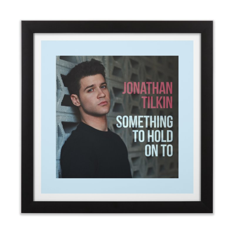 Something To Hold On To Home Framed Fine Art Print by Jonathan TIlkin's Shop