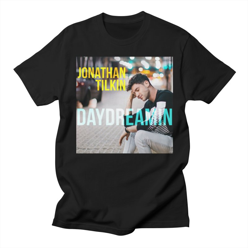 Daydreamin Album Art Apparel & Prints Men's T-Shirt by Jonathan TIlkin's Shop