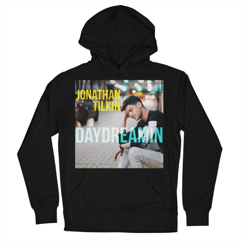Daydreamin Album Art Apparel & Prints Women's French Terry Pullover Hoody by Jonathan TIlkin's Shop