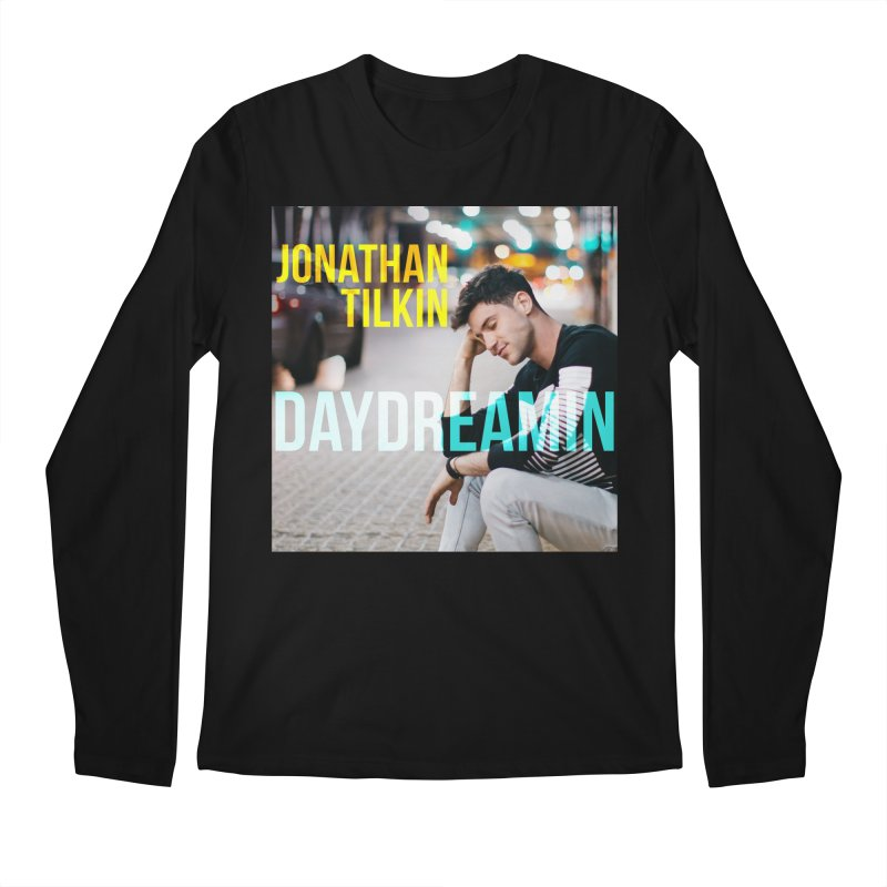 Daydreamin Album Art Apparel & Prints Men's Longsleeve T-Shirt by Jonathan TIlkin's Shop
