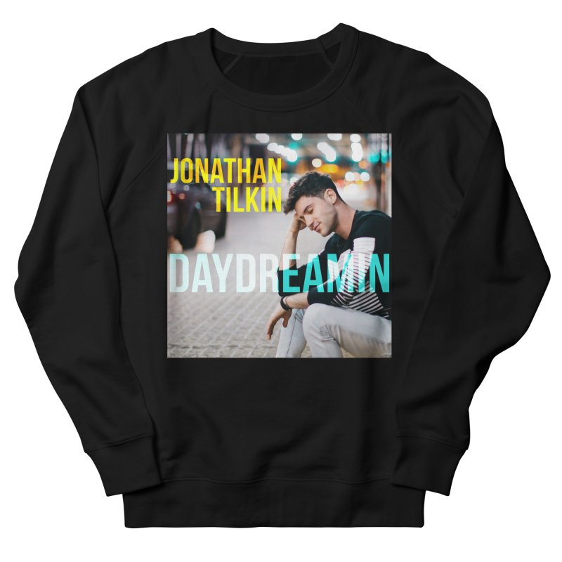 Daydreamin Album Art Apparel & Prints Women's French Terry Sweatshirt by Jonathan TIlkin's Shop