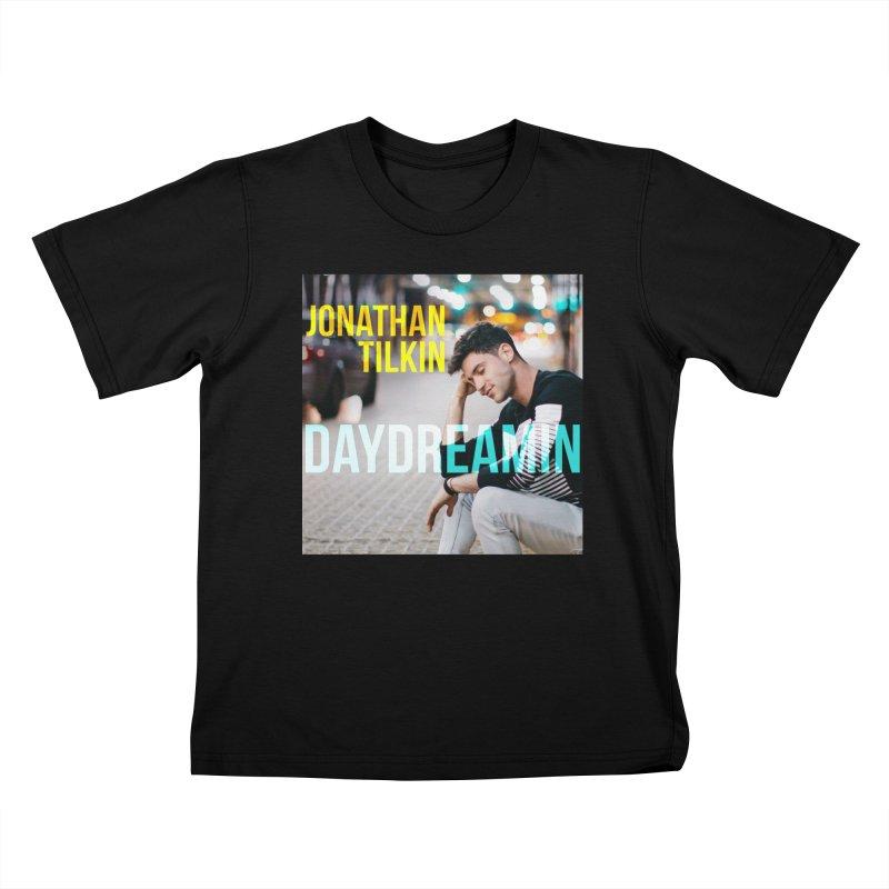 Daydreamin Album Art Apparel & Prints Kids T-Shirt by Jonathan TIlkin's Shop