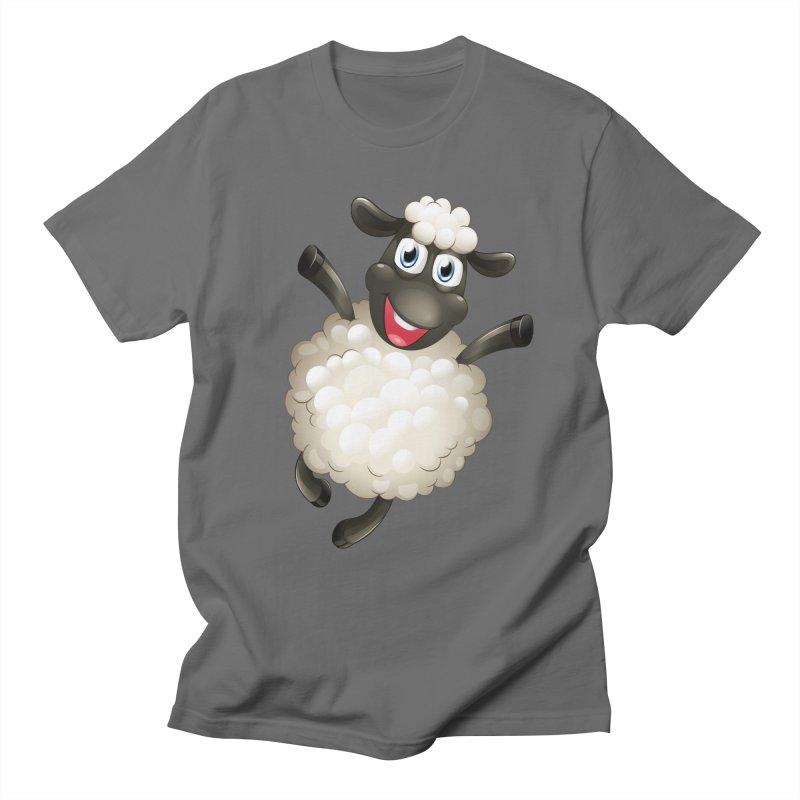 Sheep Men's T-Shirt by Jonybravo2000's Artist Shop
