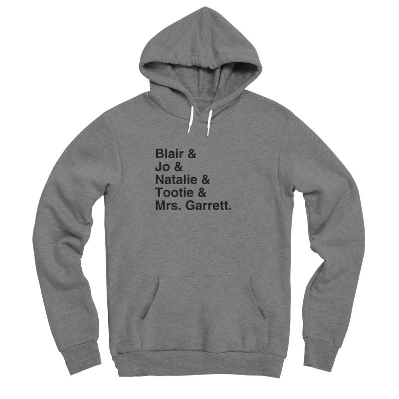 """SIDE EYE/""""The Facts Of Life"""" (Black) Women's Sponge Fleece Pullover Hoody by Josh Sabarra's Shop"""