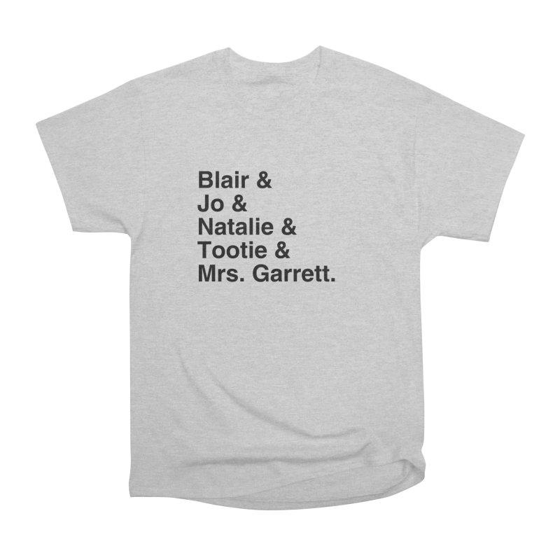 "SIDE EYE/""The Facts Of Life"" (Black) Men's Heavyweight T-Shirt by Josh Sabarra's Shop"