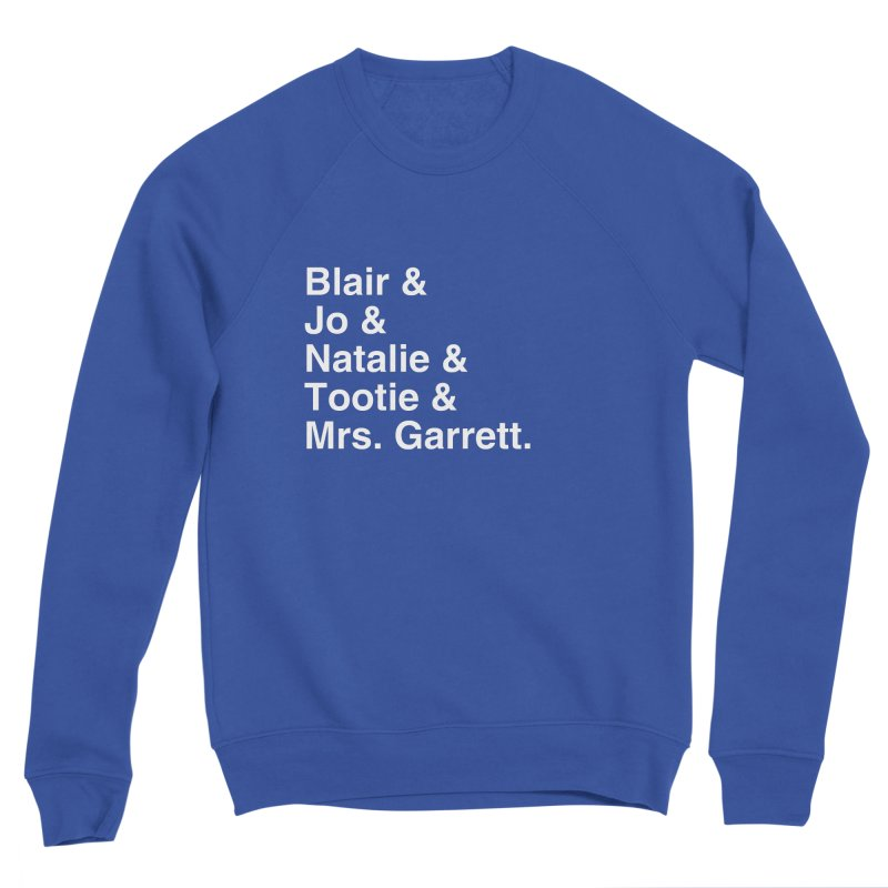 "SIDE EYE/""The Facts Of Life"" (White) Women's Sweatshirt by Josh Sabarra's Shop"