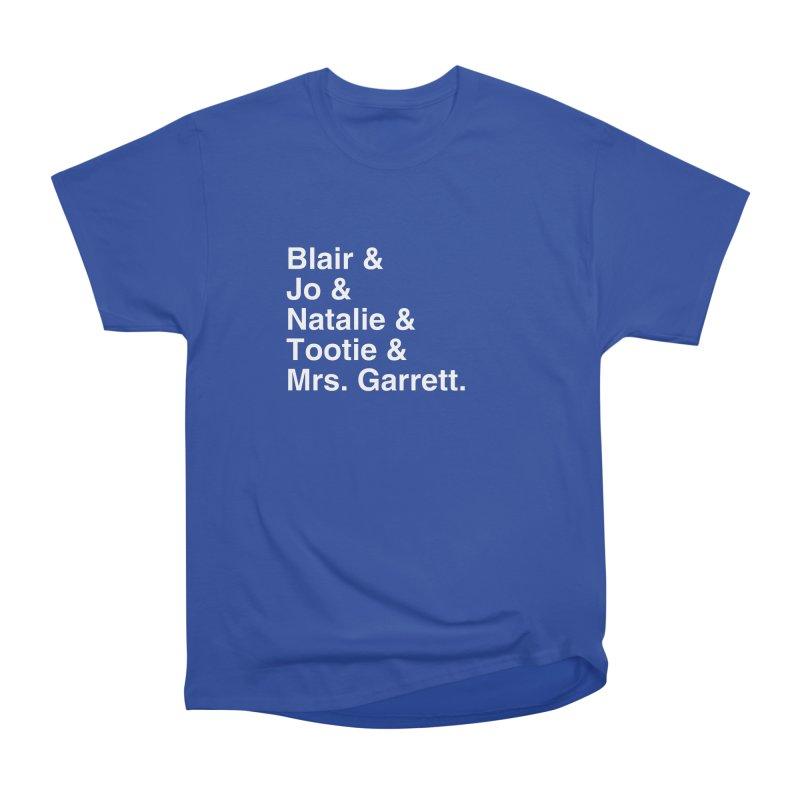 "SIDE EYE/""The Facts Of Life"" (White) Men's Heavyweight T-Shirt by Josh Sabarra's Shop"