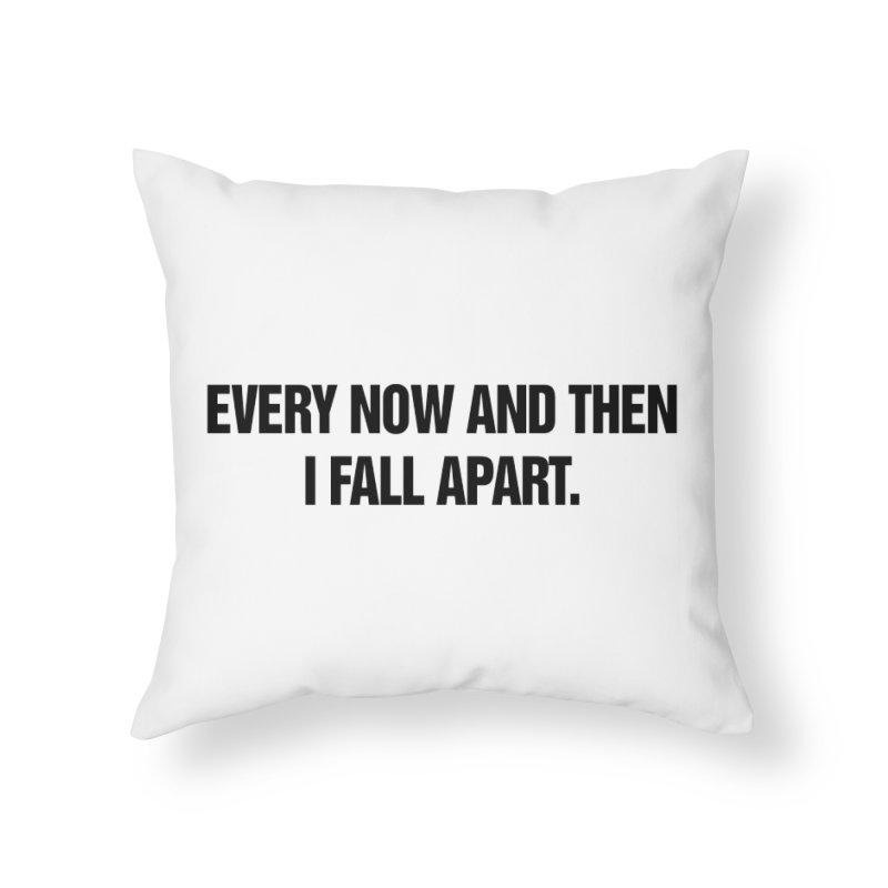 "SIDE EYE/""Total Eclipse"" (Black) Home Throw Pillow by Josh Sabarra's Shop"