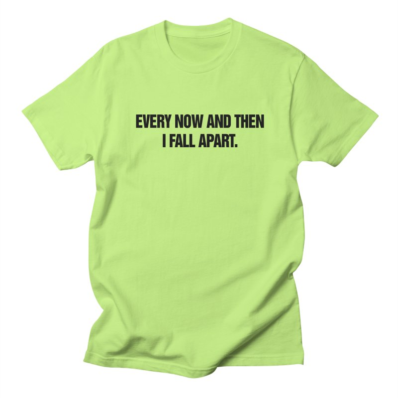"SIDE EYE/""Total Eclipse"" (Black) Men's Regular T-Shirt by Josh Sabarra's Shop"