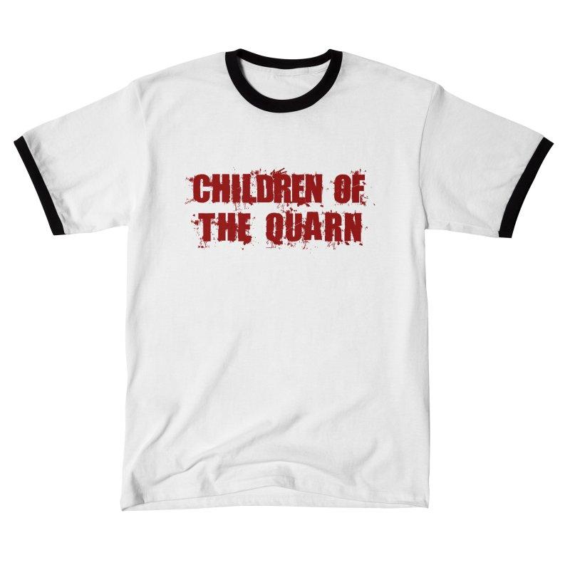 "SIDE EYE/""Children of the Quarn"" (Red) Men's T-Shirt by Josh Sabarra's Shop"