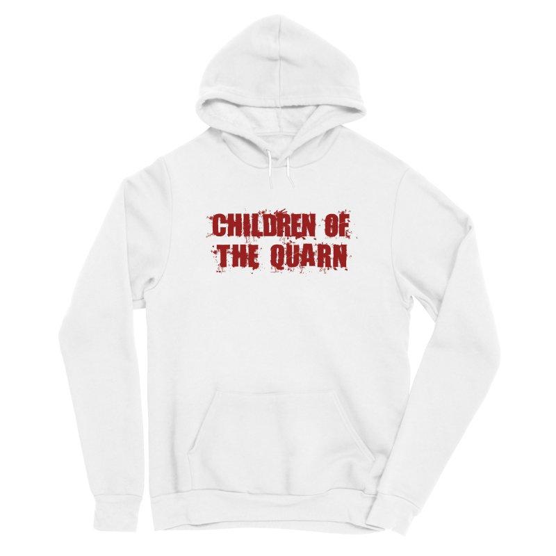 "SIDE EYE/""Children of the Quarn"" (Red) Men's Pullover Hoody by Josh Sabarra's Shop"