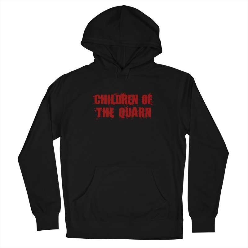 "SIDE EYE/""Children of the Quarn"" (Red) Men's Pullover Hoody by Josh Sabarra's Shop"