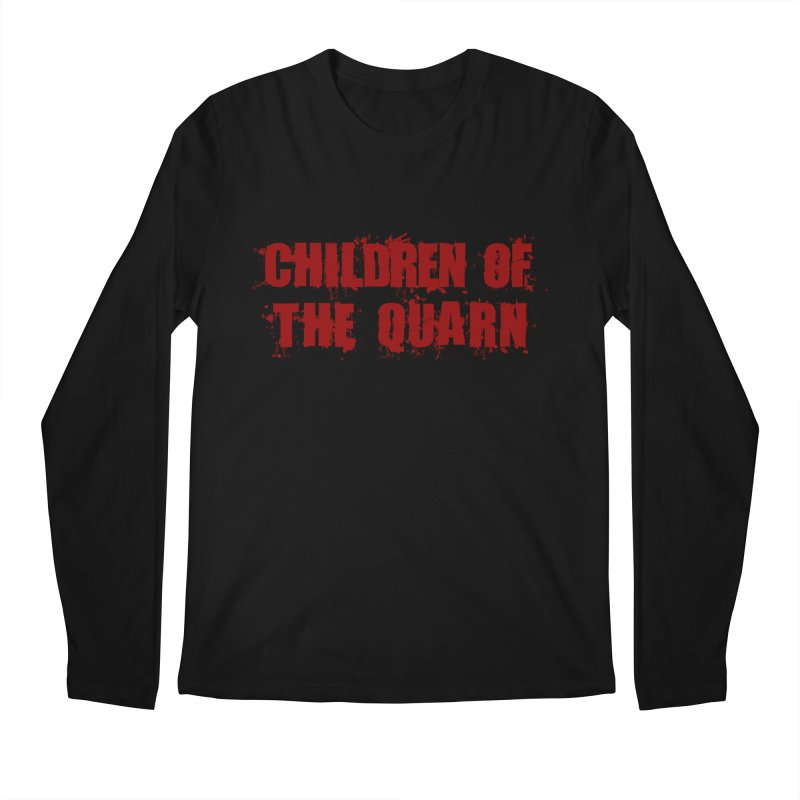 "SIDE EYE/""Children of the Quarn"" (Red) Men's Longsleeve T-Shirt by Josh Sabarra's Shop"