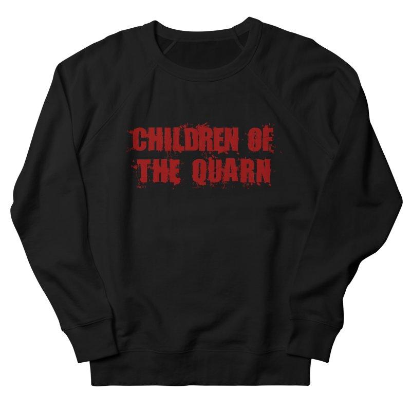 """SIDE EYE/""""Children of the Quarn"""" (Red) Men's Sweatshirt by Josh Sabarra's Shop"""