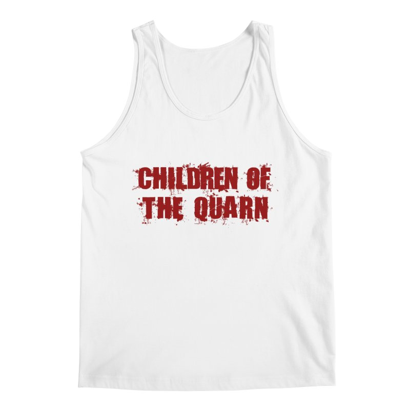 "SIDE EYE/""Children of the Quarn"" (Red) Men's Tank by Josh Sabarra's Shop"