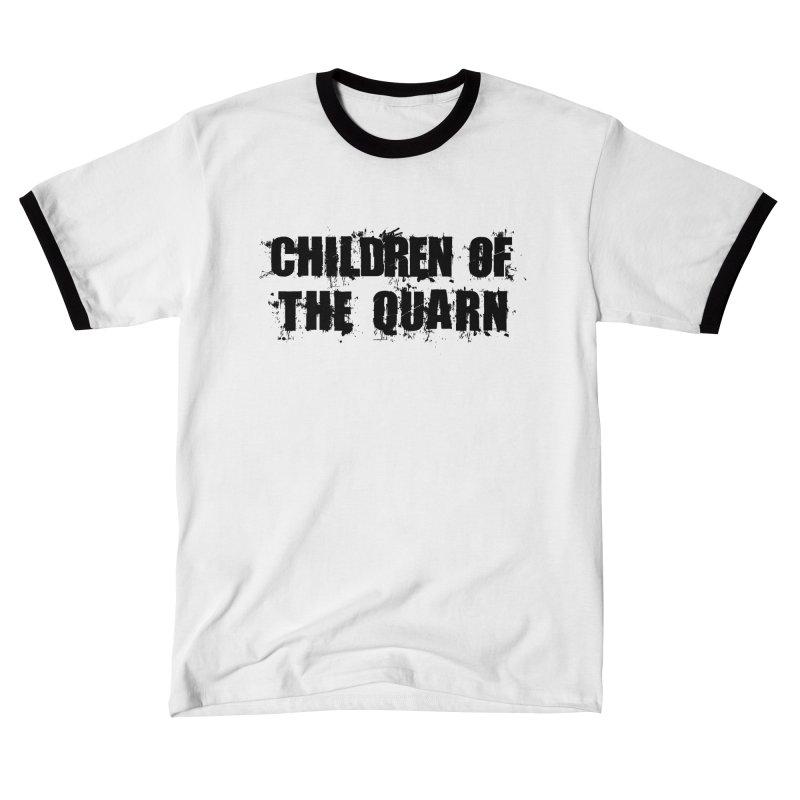 "SIDE EYE/""Children of the Quarn"" (Black) Women's T-Shirt by Josh Sabarra's Shop"