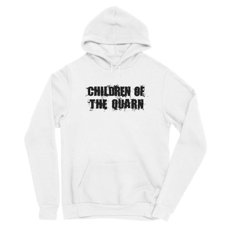 "SIDE EYE/""Children of the Quarn"" (Black) Women's Pullover Hoody by Josh Sabarra's Shop"