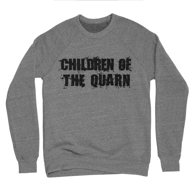 "SIDE EYE/""Children of the Quarn"" (Black) Women's Sweatshirt by Josh Sabarra's Shop"