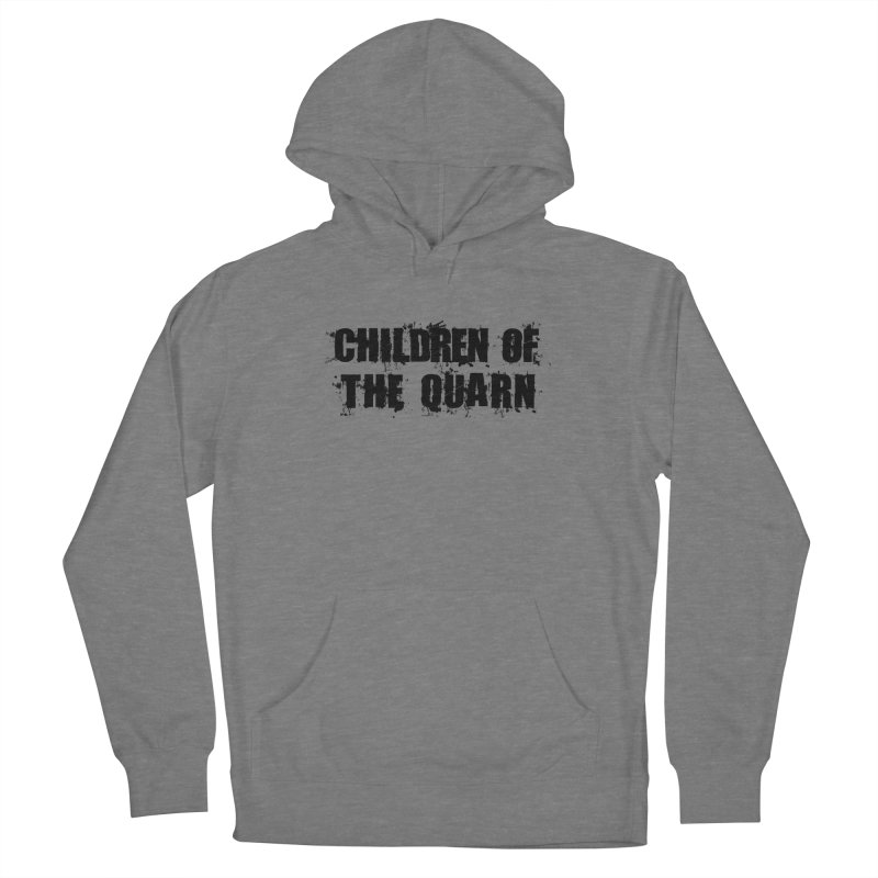 "SIDE EYE/""Children of the Quarn"" (Black) Men's Pullover Hoody by Josh Sabarra's Shop"
