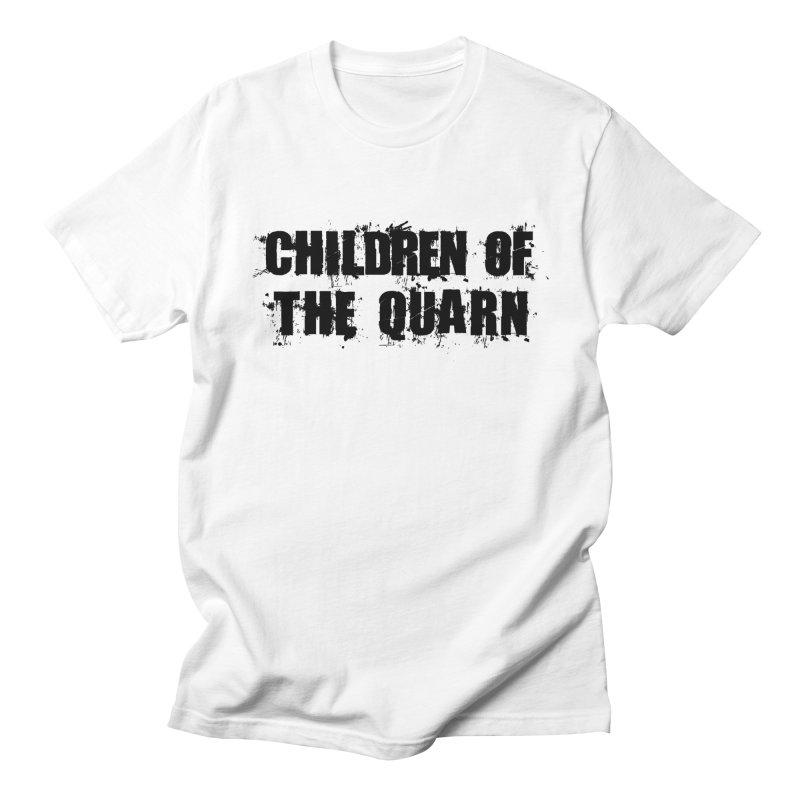 "SIDE EYE/""Children of the Quarn"" (Black) Men's T-Shirt by Josh Sabarra's Shop"